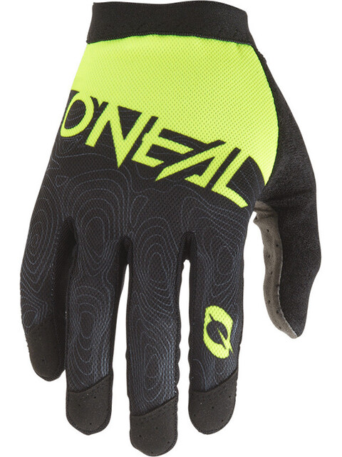 ONeal Amx Gloves Altitude neon yellow